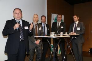 Zweite Podiumsrunde des 3. NRW-Nahversorgungstages