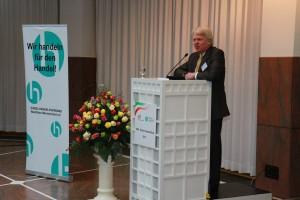 Grußwort des Dortmunder Oberbürgermeisters Ullrich Sierau