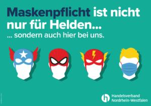 HV-NRW-Maskenpflicht_Plakat_quer