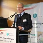 Heinz Hövener, Vorsitzender des Aufsichtsrates der EDEKA Rhein-Ruhr Handelsgesellschaft mbH