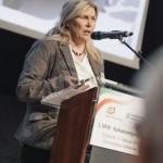 Martina Eißing, Erste Vorsitzende IG Dorfmarkt Oer e.V.