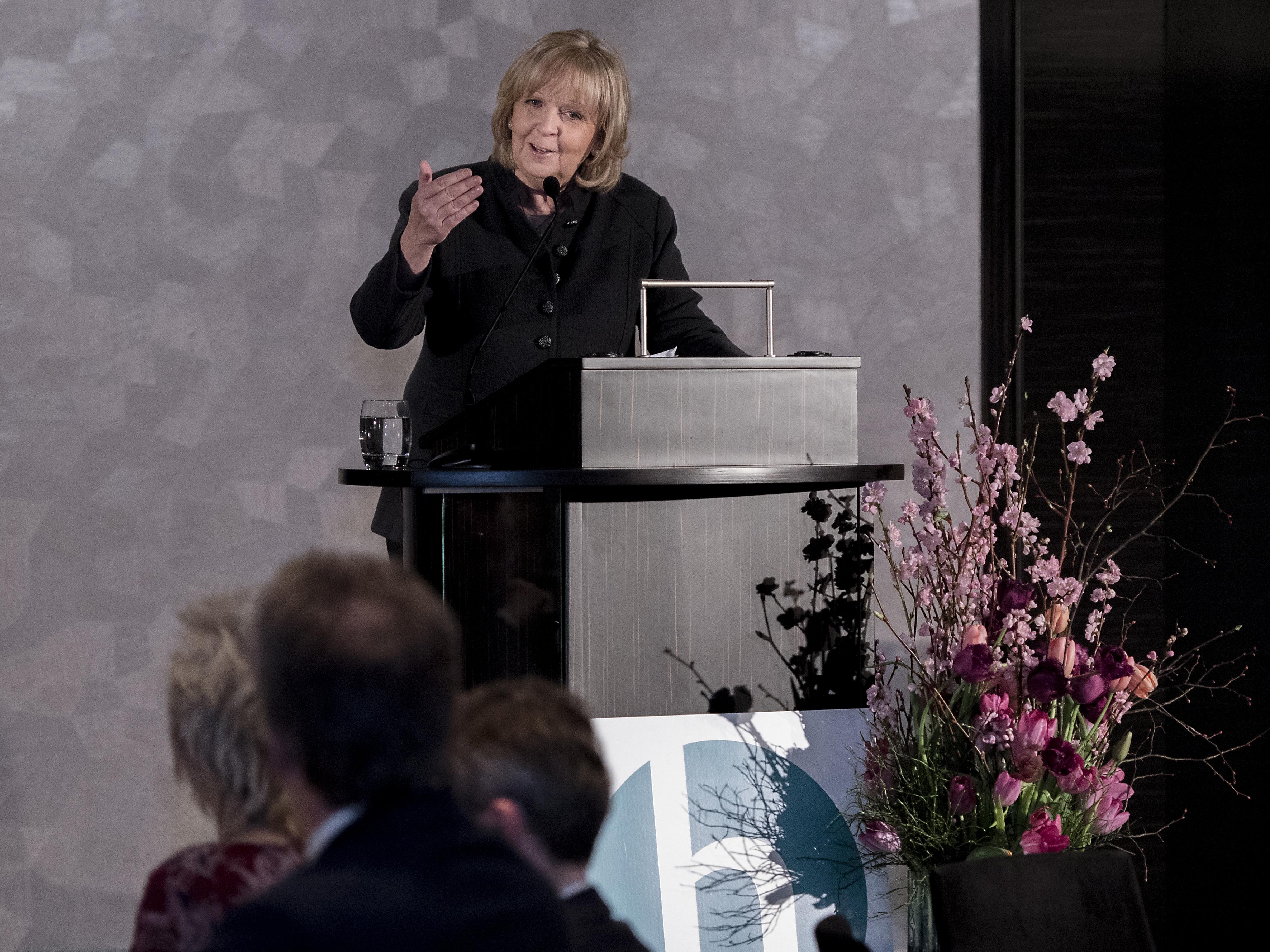 Hannelore Kraft, NRW, Handel, Einzelhandel, Jahresempfang